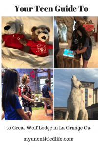 Your Teen Guide to Great Wolf Lodge in La Grange Ga