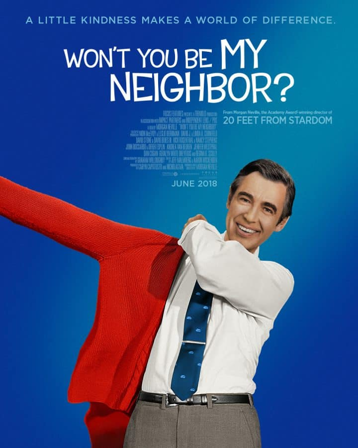 Won't you be my neighbor trailer and it's in theaters