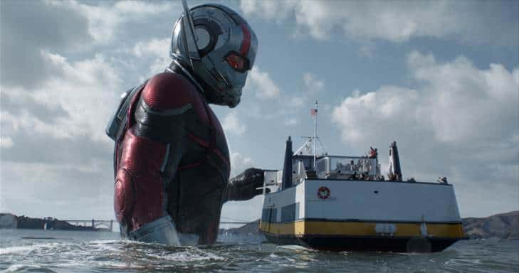 Paul Rudd is antman and the wasp release date