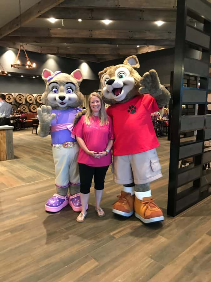 Great Wolf Lodge has so many things to do with babies and toddlers
