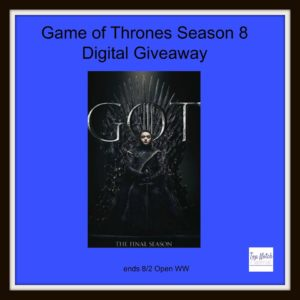 games of thrones season 8 giveaway