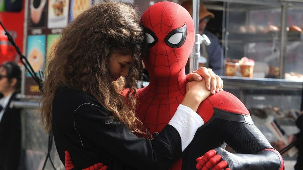 spiderman far from home review