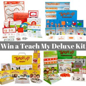 teach my deluxe giveaway
