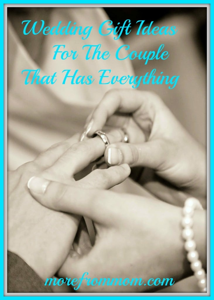 wedding gift ideas for the couple with everything