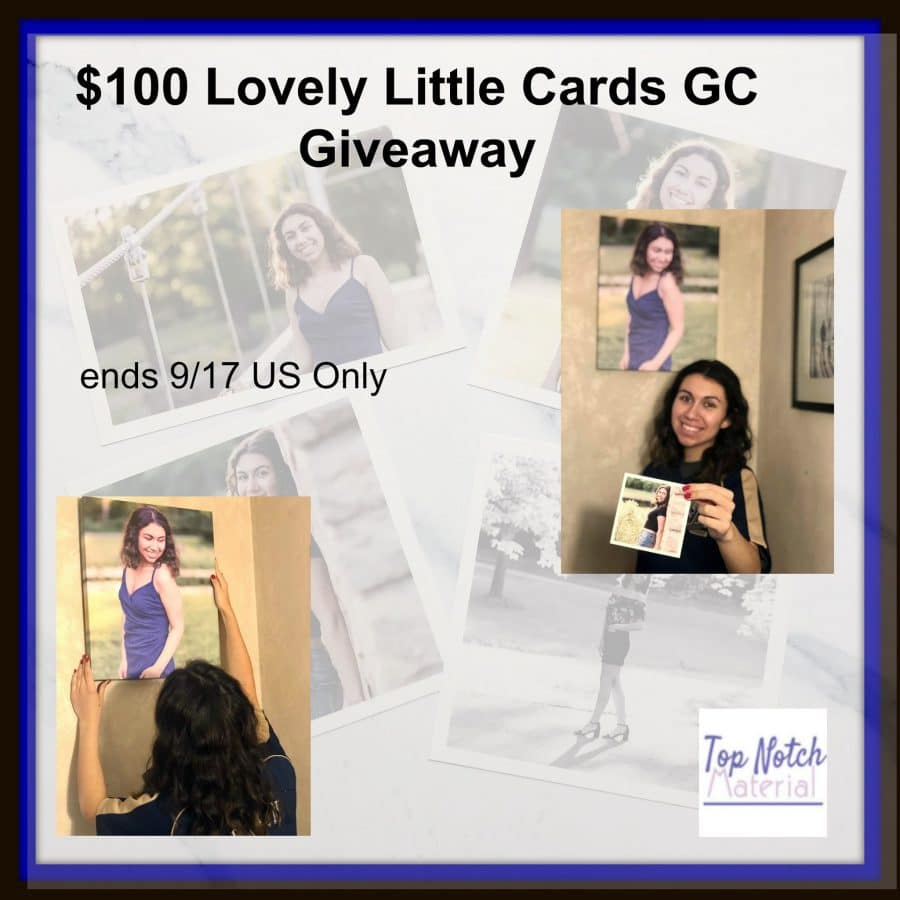 lovely little cards gift card giveaway