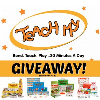 teach my giveaway pic