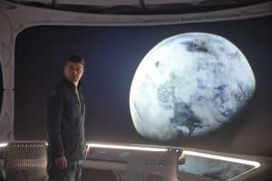 kyle chandler in space