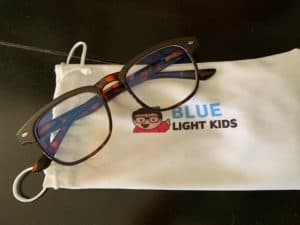 blue light kids glasses