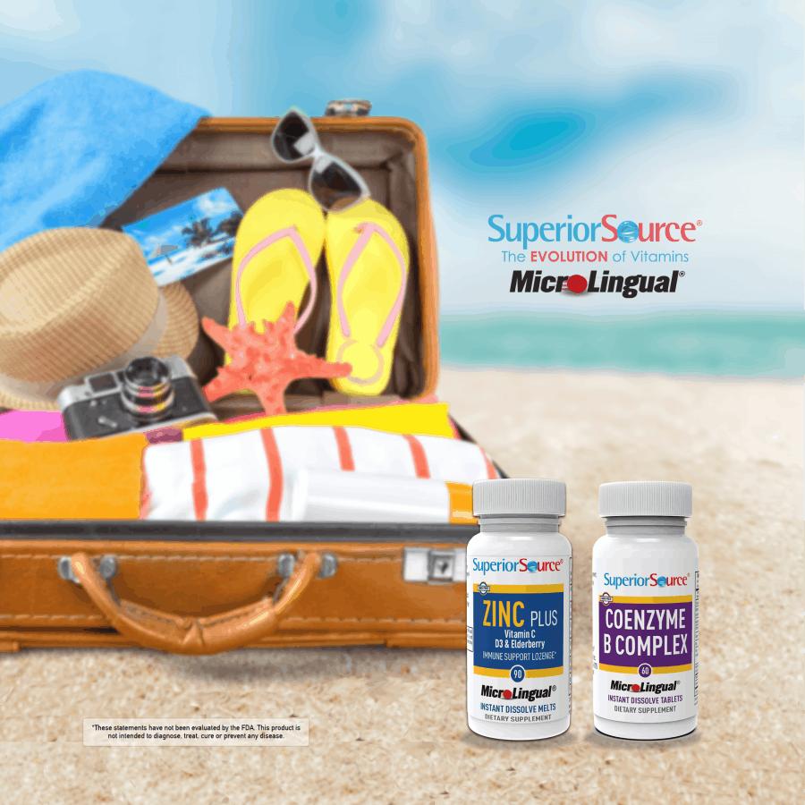 vitamins giveaway